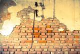 Fototapety muro distrutto