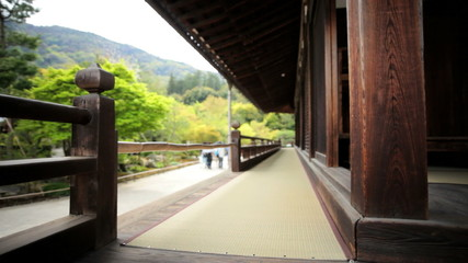 Tenryuji Temple garden Buddhism UNESCO Arashiyama Kyoto
