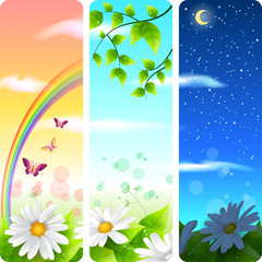 Spring vertical banners_preview
