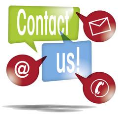 Contactez us