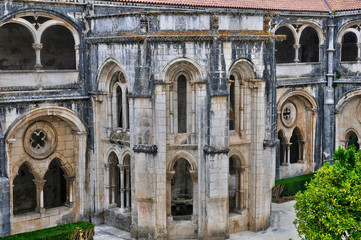 Portugal , historical and pisturesque  Alcobaca monastery