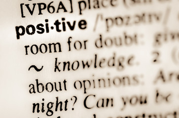 word positive