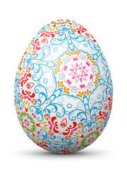 Osterei, Ei, Ostern, Icon, Symbol, Easter Egg, Ornament, Muster