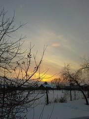 Снова закат!
