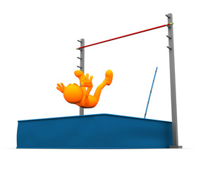 3d Guy: Success at Pole Vault