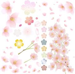 桜素材詰め合わせ セット