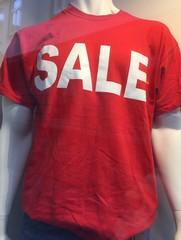 Sale T-Shirt