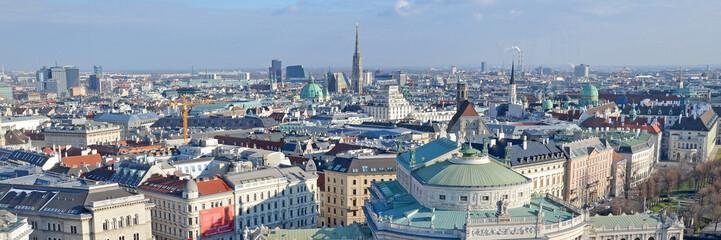 panorama wien, vienna, austria