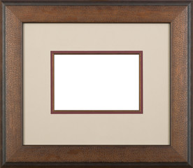 Brown Picture frame
