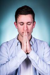 religiöser mensch