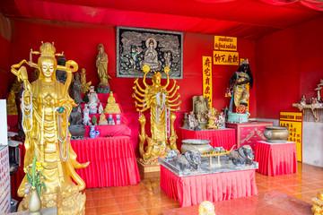 StatueBuddha, Phuket, Thailand. Thai style statues