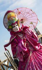Maschera giapponese di carnevale #2