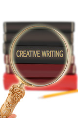 Looking in on education -  Creative writing