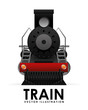 train icon - 77003687