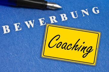 Bewerbung - Coaching