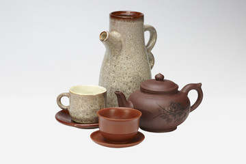 Tea and coffee table ware