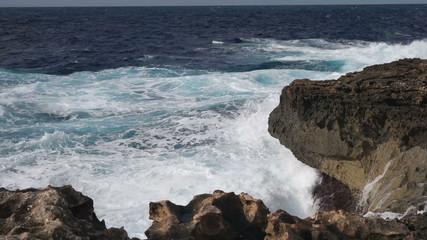 cliffs malta gozo