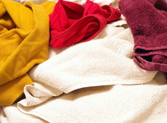 Schmutzwäsche