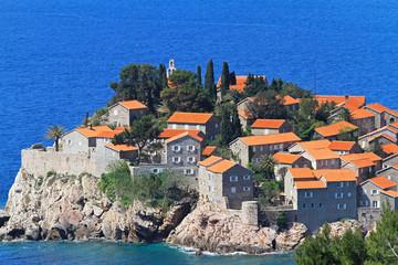 Sveti Stefan islet