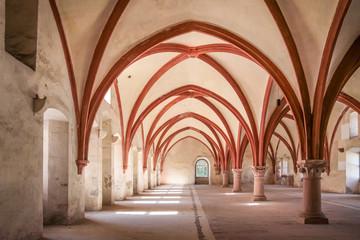 Großes altes Gewölbe