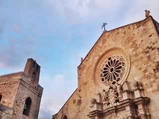 Otranto cattedrale e campanile
