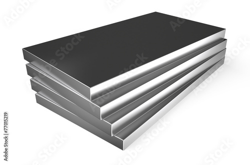 rolled metal, sheets - 77015219