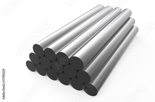 rolled metal, rounds 1 - 77015229