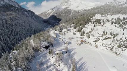 Valmalenco - Località Carotte - winter - Part 5