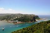 Küste von Knysna - Südafrika