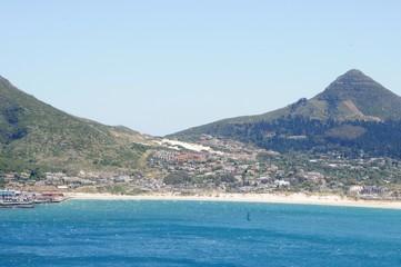 Küste Kapstadts - Südafrika