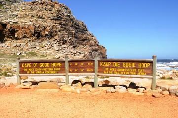 Cape point - Kap der guten Hoffnung