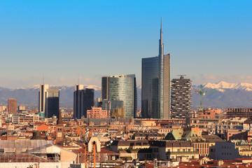 Views of Milan, Italy