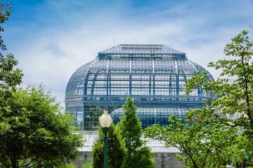 Green house  of the National Botanic Garden