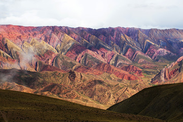 Hornocal, Mountain of fourteen colors, Quebrada de Humahuaca, No