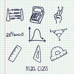 math class design