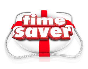 Time Saver Life Preserver Increase Improve Efficiency Productivi