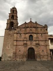 Iglesia de Aculco Estado de Mexico