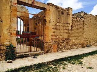 Casa abandonada Mineral de pozos