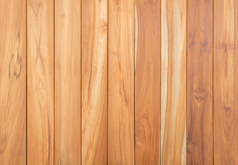 Wooden planks wall for background