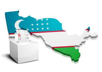 ballotbox Uzbekistan