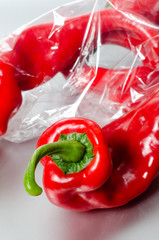 bag of peppers
