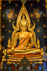 Beautiful Buddha images in Thailand