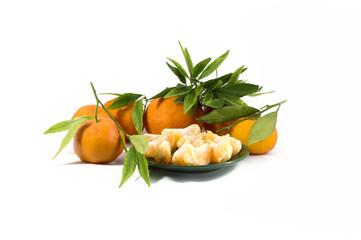 image tangerines and lemons