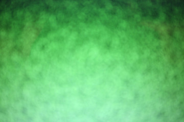 Abstract bright green blurred background