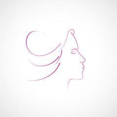 silhouette profil