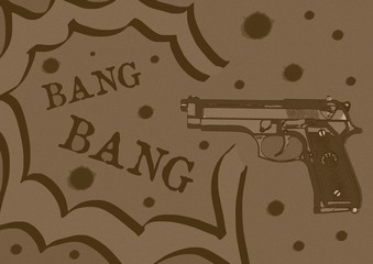 Bang bang vintage
