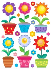 Flower theme collection 2