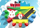 East African Community EAC association poster