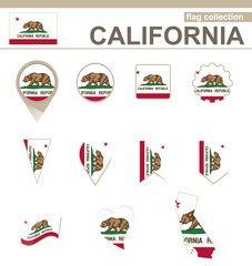 California Flag Collection