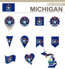 Michigan Flag Collection